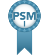 Professional Scrum Master I (PSM I) is the standard certification to prove your knowledge and understand of Scrum and the role of the Scrum Master.